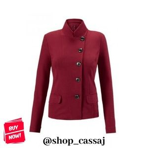 Cabi Red Outting Blazer